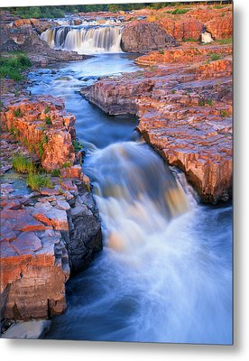Sioux Falls Metal Print by Ray Mathis