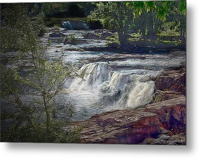 Sioux Falls Metal Print by Robin Williams