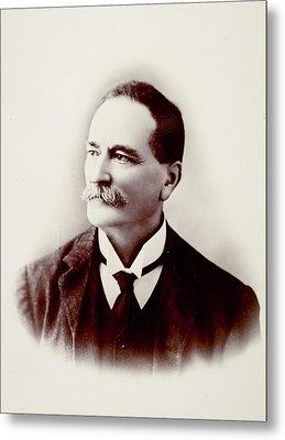 Sir Charles Rivaz Metal Print by British Library