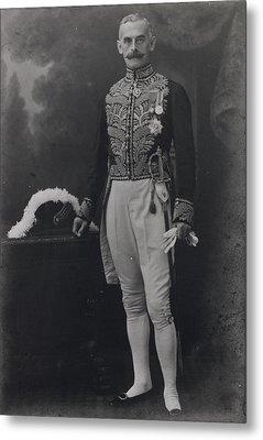 Sir Edward Gait Metal Print by British Library
