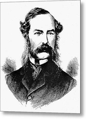 Sir John Tenniel (1820-1914) Metal Print by Granger