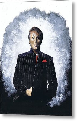 Sir Paul  Metal Print