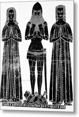 Sir Reginald Malyns Metal Print by Granger