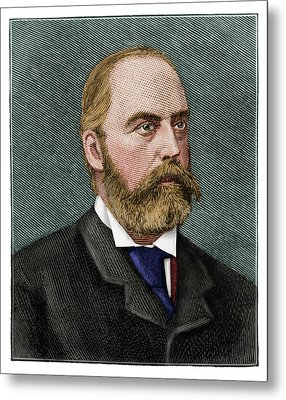 Sir William Palliser Metal Print