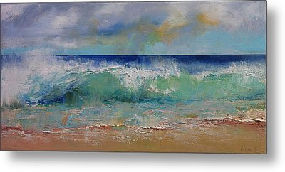 Sirens Metal Print by Michael Creese