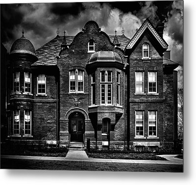 Sisters Of St. Joseph Heritage Building Toronto Canada Metal Print by Brian Carson