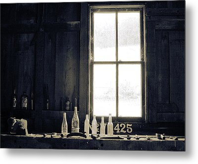 Light 425 Metal Print by Paulette Maffucci
