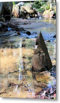 Six Mile Creek Metal Print by David Rich
