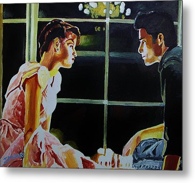 Sixteen Candles Metal Print by Jeremy Moore