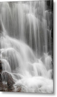 Metal Print featuring the photograph Skc 1419 A Smooth Pattern by Sunil Kapadia