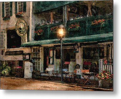 Sky Bar Metal Print by Robin-Lee Vieira