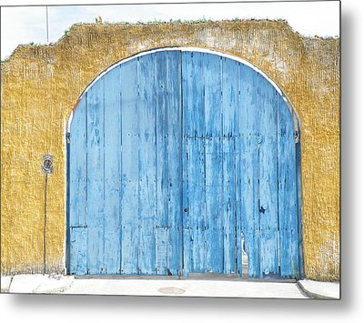 Metal Print featuring the photograph Sky Gate by Brian Boyle
