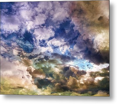 Sky Moods - Sea Of Dreams Metal Print