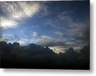 Sky's The Limit Metal Print