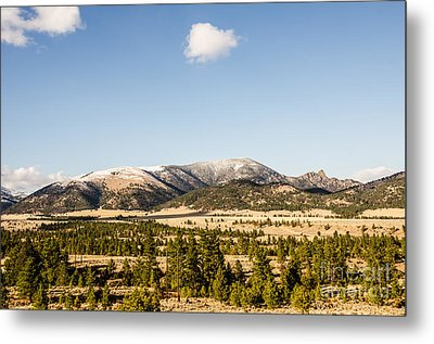 Sleeping Giant Metal Print by Sue Smith