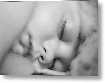 Sleeping Princess Metal Print by BandC  Photography