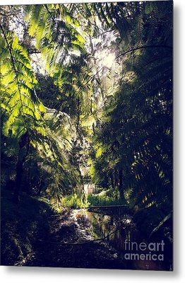 Metal Print featuring the photograph Slight Tremble by Rushan Ruzaick