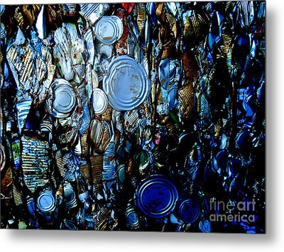 Metal Print featuring the photograph Smashed by Cynthia Lagoudakis