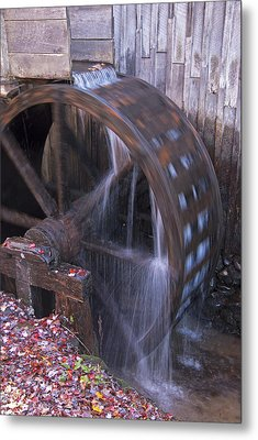 Smokies Mill Metal Print