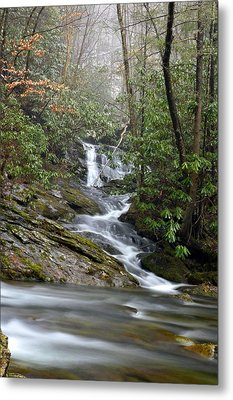 Smoky Mountain Beauty Metal Print