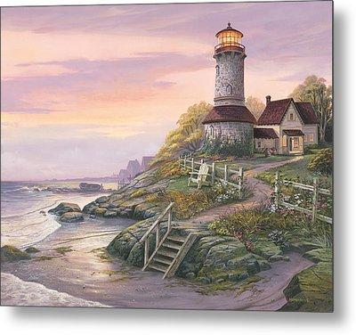 Smooth Sailing Metal Print by Michael Humphries