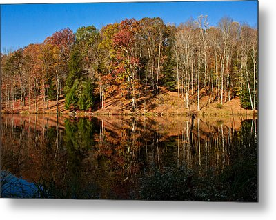 Smooth Water Metal Print by Haren Images- Kriss Haren