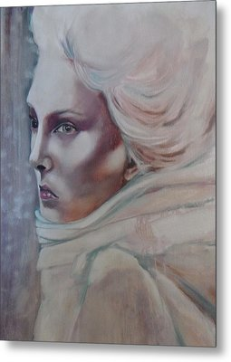 Snow Queen Metal Print