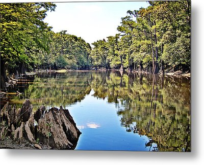 Metal Print featuring the photograph Snows Lake by Linda Brown
