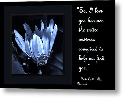 So I Love You Metal Print by Barbara St Jean