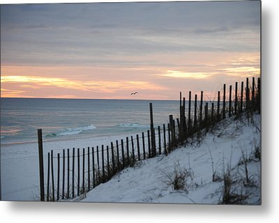 Soft Palette Metal Print by Michele Kaiser