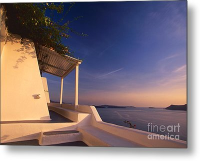 Soft Wind Metal Print by Aiolos Greek Collections