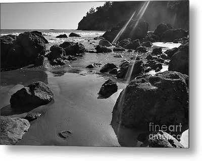 Muir Beach  Metal Print by Scott Cameron