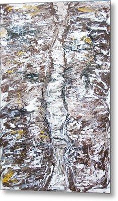 Solemn Passage Metal Print by Kazuya Akimoto