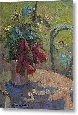 Soliel Provence Metal Print by Diane McClary