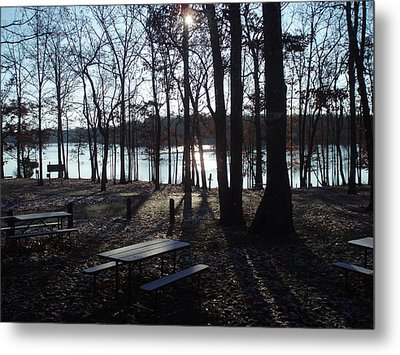 Metal Print featuring the photograph Solitude by Fortunate Findings Shirley Dickerson