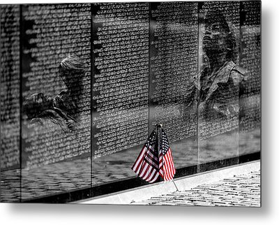 Some Gave All Metal Print