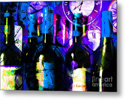 Some Things Get Better With Time M150 Metal Print by Wingsdomain Art and Photography