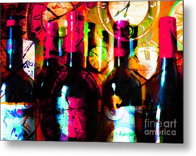 Some Things Get Better With Time M20 Metal Print by Wingsdomain Art and Photography