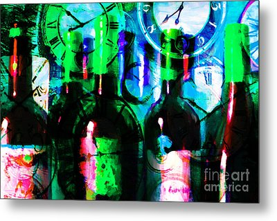 Some Things Get Better With Time P138 Metal Print by Wingsdomain Art and Photography