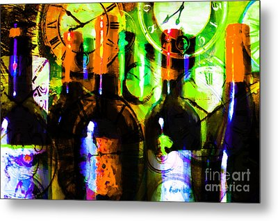 Some Things Get Better With Time P28 Metal Print by Wingsdomain Art and Photography