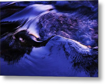 Metal Print featuring the photograph Something In The Way She Moves by Sean Sarsfield