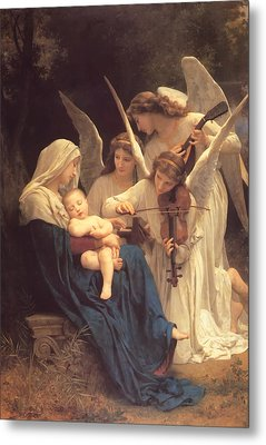 Song Of The Angels Metal Print