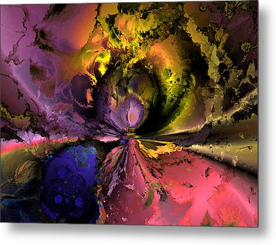 Song Of The Cosmos Metal Print