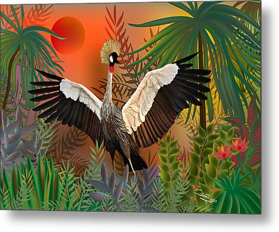 Songbird - Limited Edition 2 Of 20 Metal Print