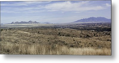 Metal Print featuring the photograph Sonoita Arizona by Lynn Geoffroy