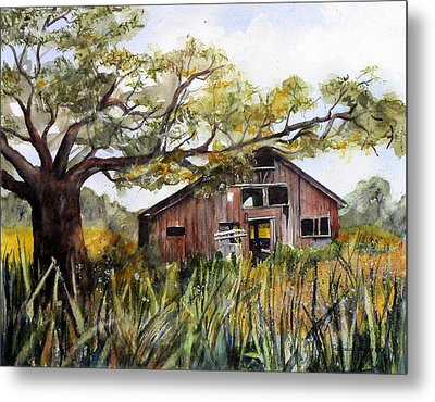 Sonoma Two -summer Metal Print