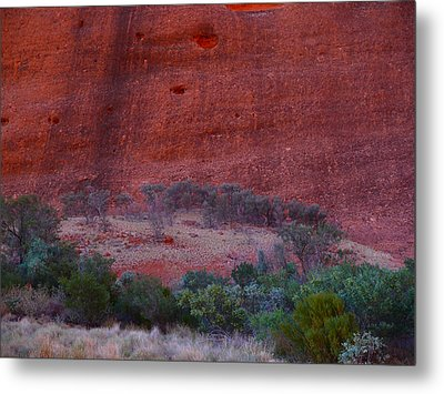 Metal Print featuring the photograph Soul Gathering by Evelyn Tambour