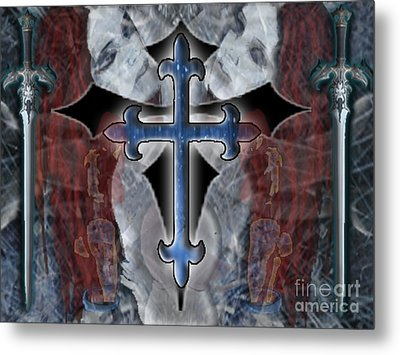 Soul Passion Metal Print by Asegia