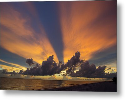 Metal Print featuring the photograph Soulful by Melanie Moraga