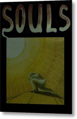 Souls Metal Print